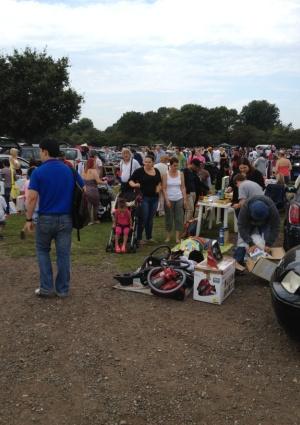 Hounslow Heath Car Boot Sale